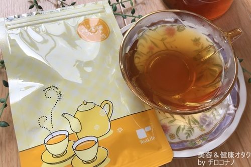 ノンカフェインたんぽぽ茶ブレンド ティーライフ 無添加 妊娠中 妊婦 おすすめ お茶 カフェインフリー 飲み物 健康醗酵茶 口コミ2.JPG