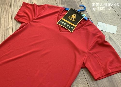 ルコック メンズインナーシャツ.JPG
