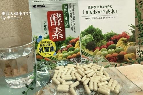 植物生まれの酵素 日本盛 発酵サプリメント 代謝アップ ダイエット 乳酸菌 便秘解消 疲労回復 口コミ2.JPG