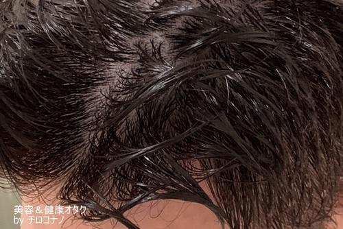 M3040プレミアムスキャルプシャンプー 頭皮ケア スカルプケア 頭皮の臭い かゆみ フケ カキタンニン フコイダン 潤い ノンシリコン アミノ酸シャンプー メンズケア おすすめ 口コミ6.JPG